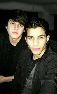 Erick and Christopher