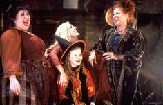 9 Things You Didn't Know About Hocus Pocus | Oh, Snap! | Oh My Disney