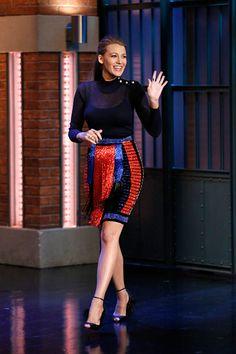 Blake Lively pós-gravidez: atriz faz bonito com 12 looks em 3 dias - Vogue | Moda