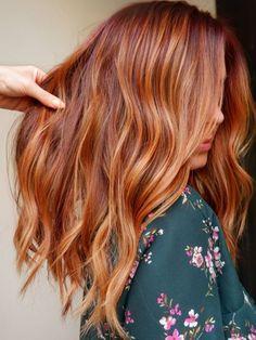 Light Auburn Hair Color, Brown Auburn Hair, Auburn Hair Colors, Auburn Hair Balayage, Hair Colours, Auburn Hair With Blonde, Light Hair Colors, Red Blonde Brown Hair, Auburn Hair Copper