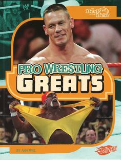Pro Wrestling Greats (Blazers: The Best of the Best) 6 Traits Of Writing, Writing Mini Lessons, New Clip, Writer Workshop, Chapter Books, Read Aloud, Professional Development, The Best, Wrestling