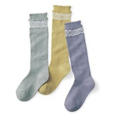 http://fashiongarments.biz/products/children-kids-girls-school-lace-stockings-leg-warm-cotton-high-knee-socks/,    Baby Kids Girls Soft Cotton High Knee Socks School Lace Stockings Leg Warmer 2-6Years   Material: Lace. Cotton   Condition: Brand New in original   Color: Purple.Gray.Yellow   Size:  Toe to heel: 12-18CM.Heel to leg:25-35CM Width: 8-12 cm/3.1-4.7 inch  Item Include:  1 Pair Socks   ,   , clothing store with free shipping worldwide,   US $1.68, US $1.29  #weddingdresses…