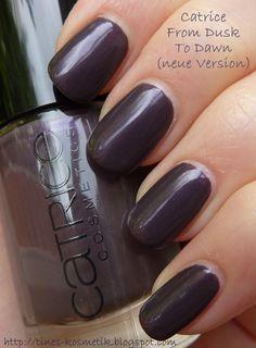 Tines Kosmetikblog: Catrice From Dusk To Dawn (alte und neue Version)
