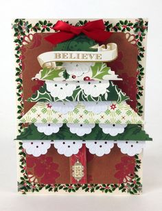 © Anna Griffin, Inc. Christmas 12x12 Paper Kit