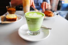 Matcha Latte Quest, part 1 of many - Curators Coffee Gallery