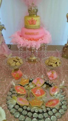 Anneliz's Her Royal FIVEness  | CatchMyParty.com