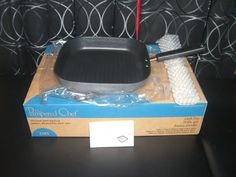 The Pampered Chef Grill Pan 11in