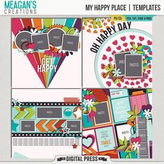 My Happy Place | Templates