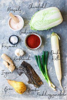 Veganes Kimchi