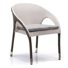 Provence Wicker Dining Chair | Overstock.com Shopping - The Best Deals on Dining Chairs