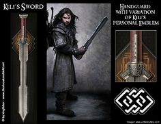 Kili and His Weapons – Deadly At Every Range by Kingfisher ***** This is the third part in a series highlighting the various weapons used by the dwarves in the Company of Thorin, including sp…