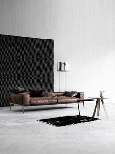If we're talking today's most stylish design, we're talking about modernity. So here is the best modern living room ideas for your inspiration. Estilo Interior, Home Interior, Interior Architecture, Unique Architecture, Living Spaces Furniture, Modern Furniture, Furniture Design, Space Furniture, Home Living