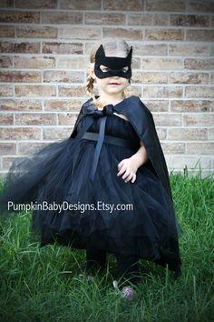 Bat Girl Tutu Costume