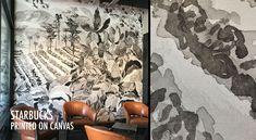 Vinyl wallcoverings - great solutions for interior design(ers). Digital Prints, Interior Design, Cover, Wall, Painting, Fingerprints, Nest Design, Home Interior Design, Interior Designing