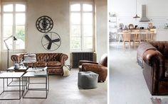 Un Chester para decorar el salón, please  |  DECOFILIA.com