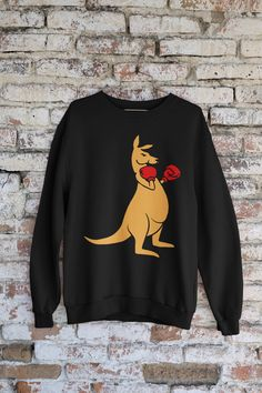 #kangaroo #animals #animallovers #boxing #boxinglife #sweatshirt #sweatshirtseason #sweatshirtfashion #mensfashion #mensclothing #fashionwomens Best Clothing Brands, Cute Rats, Parent Gifts, Cool Items, Hoodies, Sweatshirts, Boxing, Kangaroo, Tees