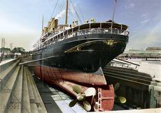 Merchant Navy, Steamers, Cruise Ships, Beauty Inside, Marines, Sailing Ships, Nautical, Boat, Ocean