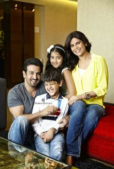 Photo of Ronit Roy & his  Son  Agasthya Bose Roy