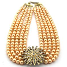Free shipping fashion necklaces for women 2014 necklaces pendants  big pearl necklace collar necklace US $9.18