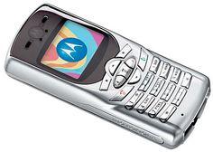 my first phone ! the motorola C350