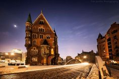 Hamburg - ein Wintermärchen