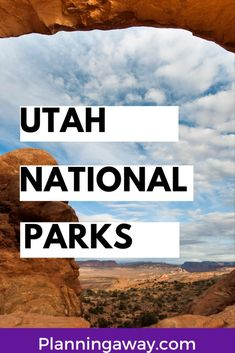 Are you planning a Utah national park road trip? Awesome, this is going to be a trip you won't forget. These West Coast national parks are amazing! In this post we will discuss starting points, Utah national park itineraries, and some of the highlights of each park. If you did not know Utah is home to 5 national parks and 7 national monuments. Visiting the national parks in Utah is an adventure you are going to love. West Coast, Road Trip, Utah Vacation, National Parks, Explore, Adventure, How To Plan, Monuments, Awesome