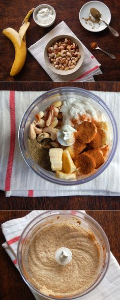 exPress-o: Clean Eating: Banana Nut Porridge