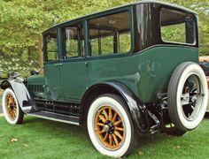 1915 Winton Limousine