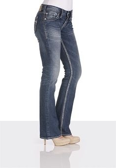 Silver Jeans Co.® Aiko Boot- Short - maurices.com | Things I want ...