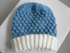 tuto - Layette tricot bb fait main, modèle tricot bebe Mousse, Knitted Hats, Beanie, Knitting, Talents, Service, Point, Charron, Note