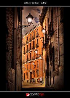 Calle del Cordón | Madrid