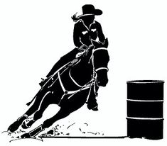 Clip Art Barrel Racing Clip Art barrel racer clip art free racing vinyl cut decal racing