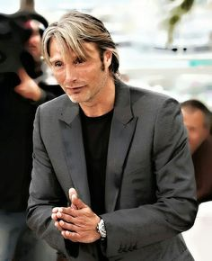The Gorgeous Great Dane, Mads Mikkelsen.