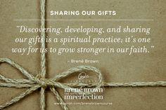 Gift of imperfection book journey (ecourse) – Wholehearted living Gift Quotes, Me Quotes, Berne Brown, Meaningful Quotes, Inspirational Quotes, The Gift Of Imperfection, Brene Brown Quotes, Daring Greatly, Spiritual Practices