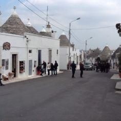 Alberobello - Trulli.