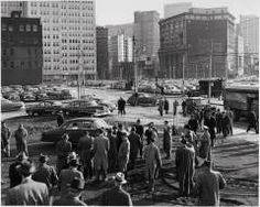 (Event: Ground-Breaking Ceremonies for Construction of Point Park) CLYDE HARE (AMERICAN, JULY 11, 1927–OCTOBER 14, 2009) 1953