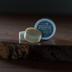 Handcrafted Shaving Soap