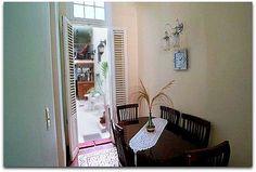 Detalle del comedor. Cuba, Ladder Decor, Colonial, Home Decor, Dining Room, Decoration Home, Room Decor, Home Interior Design, Home Decoration