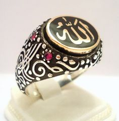 Hey, I found this really awesome Etsy listing at http://www.etsy.com/listing/156182725/925-sterling-silver-mens-ring-with-allah