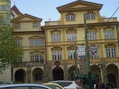 Česko, Praha - Šternberský palác