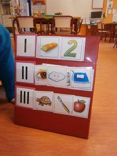 Treball per sil·labes Ludo, Dora, Preschool Education, Literacy Centers, Ideas Para, Toy Chest, Kindergarten, Teaching, Holiday Decor