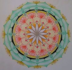 Open to True Nature by Zoharit Rubin Mandala Print, Mandala Painting, Baby Tattoos, Zen Doodle, True Nature, Creative Inspiration, Original Paintings, Arts And Crafts, Prints