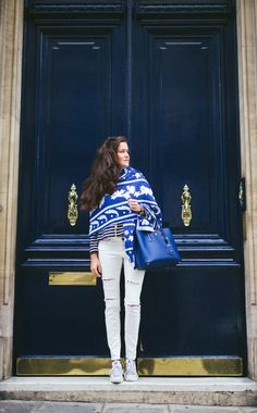 Stripes in Paris - The Londoner