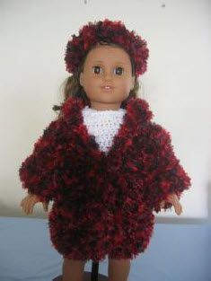 Free Knitting Patterns For Our Generation Dolls : 1000+ images about crochet - dolls on Pinterest American ...