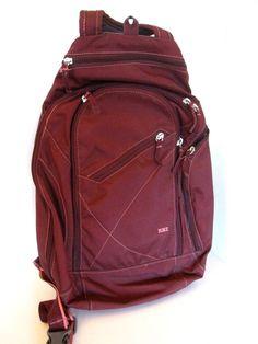 REI Mini SLING BAG Wine Red 1 strap/organizer womens NWOT  #REI #SlingBackpack