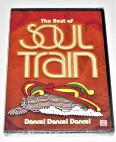 The Best of Soul Train / Dance! Dance! Dance! New/Sealed Don Cornelius #TimeLife