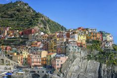 Corniglia in Italy by Patricia Hofmeester - Photo 100570313 - 500px