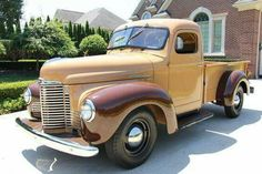 1949 International Truck
