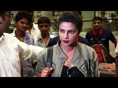 Priyanka Chopra SPOTTED at Mumbai airport.