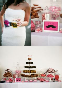 When did this whole 'mustache' trend take over events? Or maybe HOW DID IT is a better question.  #cantstandit